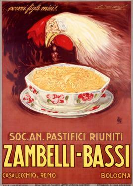 Zambelli-Bassi by Achille Luciano Mauzan