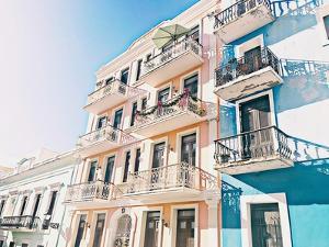 Balcony View by Acosta