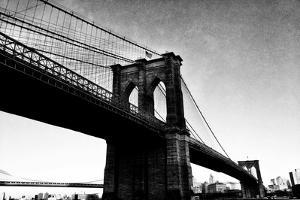 Bridge of Brooklyn BW I by Acosta