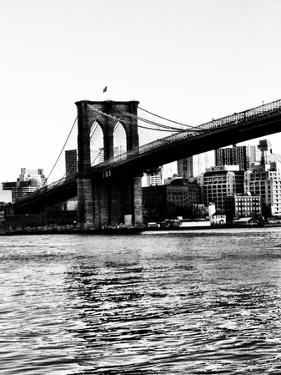 Bridge of Brooklyn Bw II by Acosta