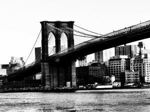 Bridge of Brooklyn BW by Acosta