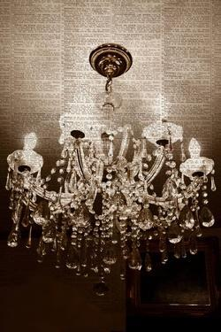 Chandelier I by Acosta