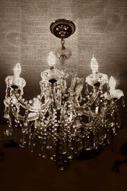 Chandelier II by Acosta