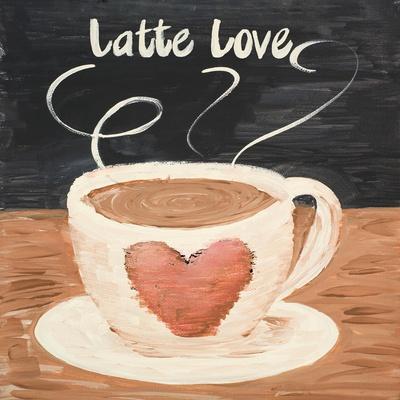 Latte Love Square