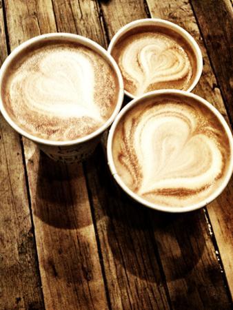 Love in a Latte by Acosta
