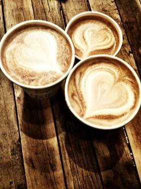 Love in a Latte by Acosta