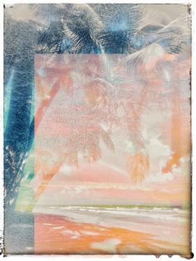 Retro Palms by Acosta