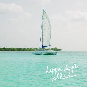 Sailing Along the Island I by Acosta