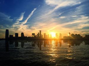 Sailing Views of NY by Acosta