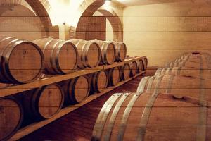 Wine Barrels by Acosta