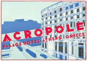 Acroopole Hotel, Athens, Greece