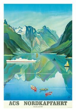 ACS Nordkapfahrt (North Cape Voyage) - Hapag-Lloyd Cruises - Norway Fjord Cruise