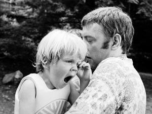 Actor Donald Sutherland and Son Keifer