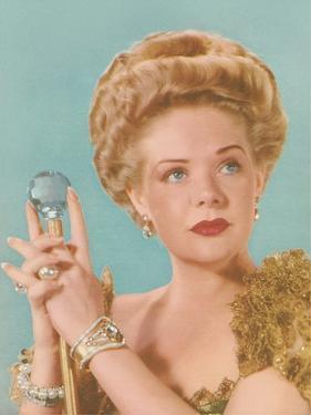 Actress as Queen