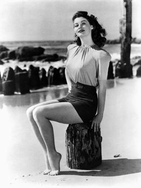Actress Ava Gardner C. 1948