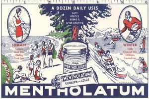 Ad for Mentholatum