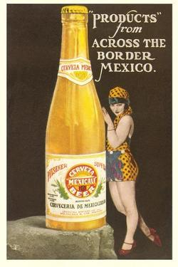 Ad for Mexicali Beer