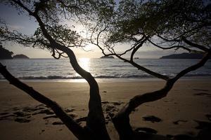 Waves Crash on the Shores of Playa Manuel Antonio, Manuel Antonio National Park, Costa Rica by Adam Barker