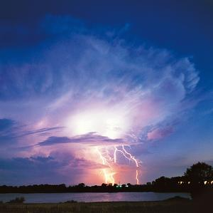 Cloudburst II by Adam Brock