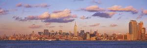 New York Panorama by Adam Brock