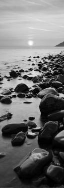 Bossington Beach at Sunrise, Porlock Weir, Dorset by Adam Burton