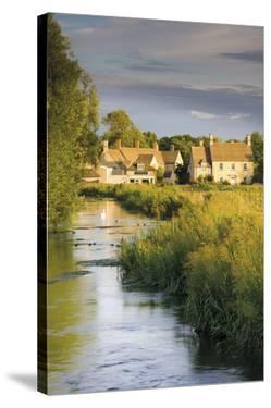 Cotswold Cottages by Adam Burton