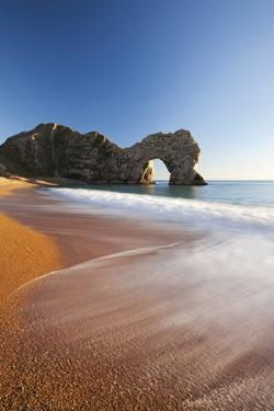 Durdle Door by Adam Burton