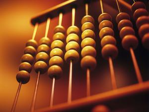 Abacus by Adam Gault