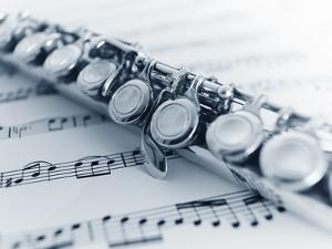 Flute by Adam Gault