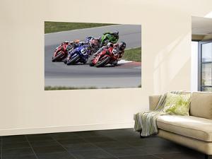 Ama Superbike Race, Mid Ohio Raceway, Ohio, USA by Adam Jones