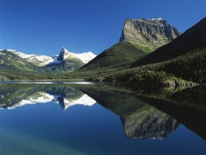 St. Mary Lake, Glacier National Park, Montana, USA by Adam Jones
