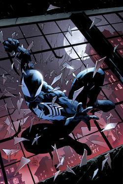 Amazing Spider-Man: Renew your Vows #3 Featuring Black Costume Spider-Man by Adam Kubert