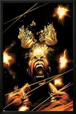 Infinity #3 Cover: Black Bolt by Adam Kubert