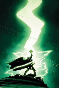 Infinity #4 Cover: Thor by Adam Kubert