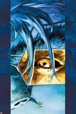 Ultimate X-Men No.15 Cover: Beast by Adam Kubert