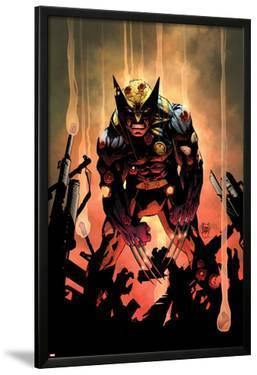 Wolverine No.300 Cover by Adam Kubert