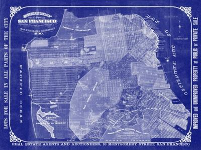 San Francisco Blueprint by Adam Shaw