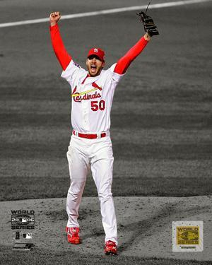 Adam Wainwright Game 5 of the 2006 World Series Spotlight