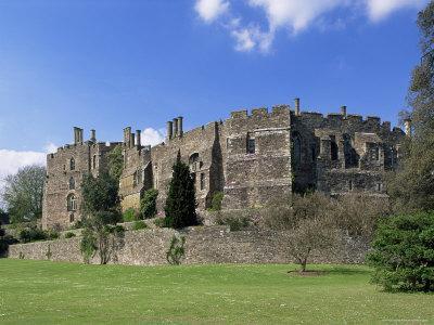 Berkeley Castle, Built in 1153, Gloucestershire, England, United Kingdom
