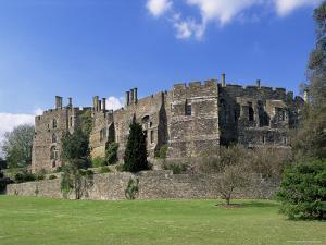Berkeley Castle, Built in 1153, Gloucestershire, England, United Kingdom by Adam Woolfitt