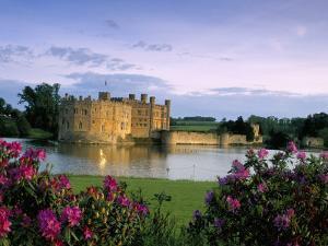 Leeds Castle, Kent, England, United Kingdom by Adam Woolfitt