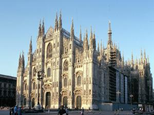Milan Cathedral, Milan, Lombardy, Italy by Adam Woolfitt