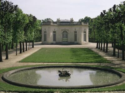 Music Room, Petit Trianon, Versailles, France by Adam Woolfitt