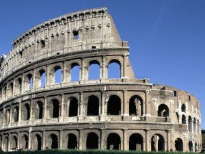 The Colosseum, Rome, Lazio, Italy by Adam Woolfitt