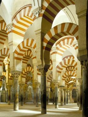 The Great Mosque, Unesco World Heritage Site, Cordoba, Andalucia (Andalusia), Spain by Adam Woolfitt