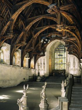 Westminster Hall, Westminster, Unesco World Heritage Site, London, England, United Kingdom by Adam Woolfitt