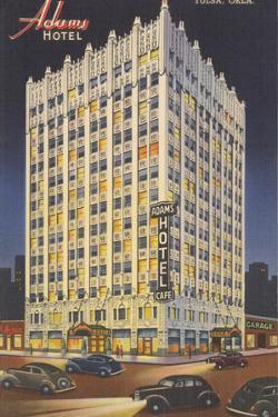 Adams Hotel, Tulsa