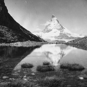 The Matterhorn by Adams