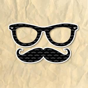 Hipster Symbol by adamson