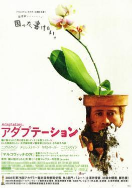 Adaptation, Japanese Poster